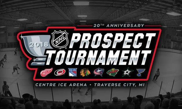 ECHL Officials to Work 2018 Traverse City NHL Prospects Tournament