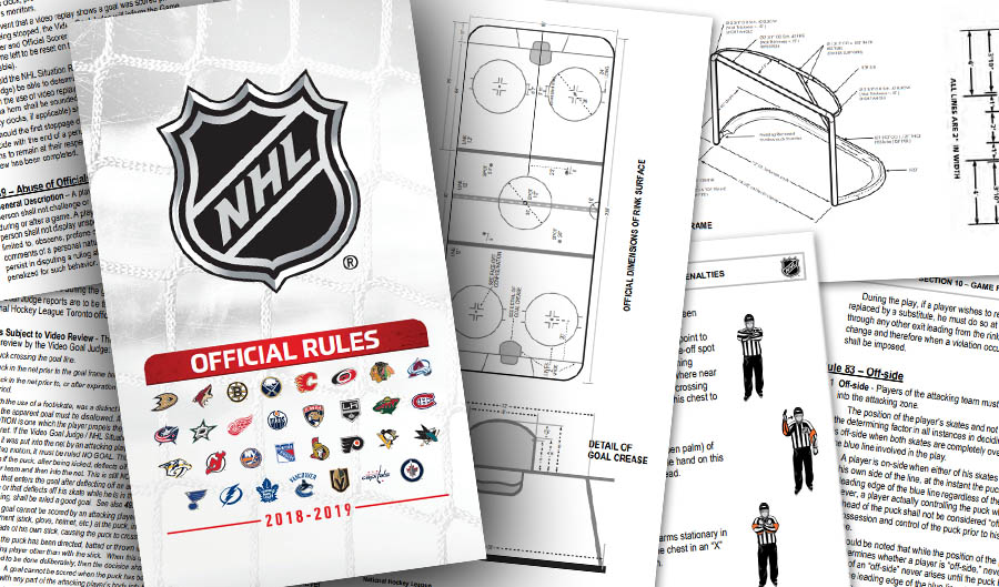 Nhl Rule Changes For 2018 19 Scouting The Refs
