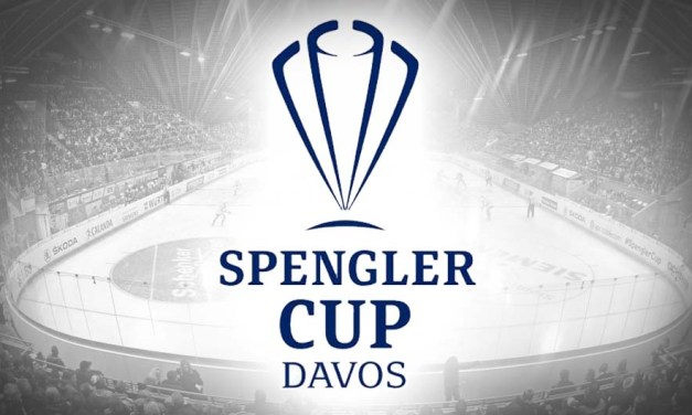 Tonight's Spengler Cup Referees and Linesmen – 12/26/18