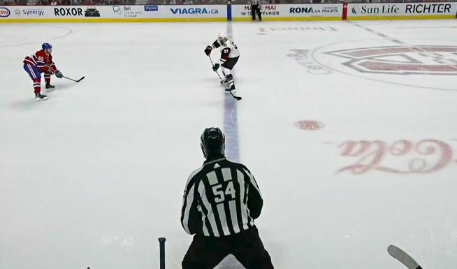 Galchenyuk's Game-Tying Goal Lost to Offside Challenge