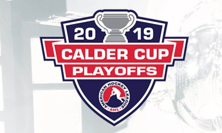 Tonight's AHL Calder Cup Playoff Referees and Linesmen – 4/28/19