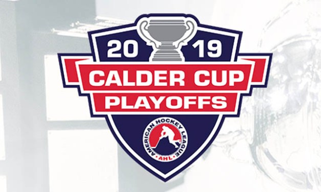 Tonight's AHL Calder Cup Playoff Referees and Linesmen – 5/2/19