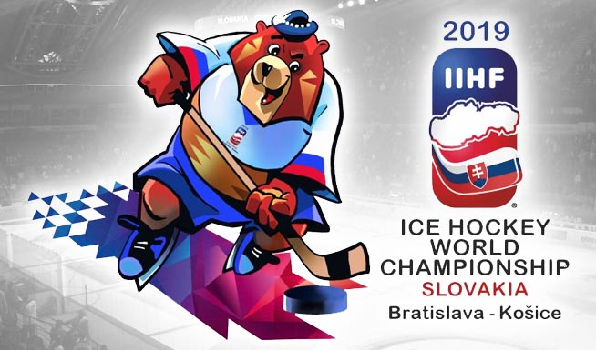 IIHF Referees and Linesmen for 2019 World Championship