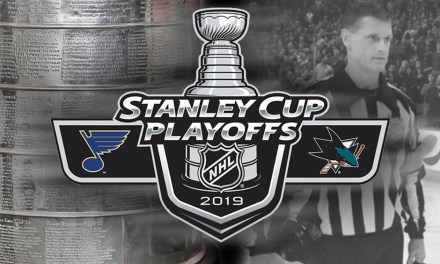 Tonight's NHL Stanley Cup Playoff Referees and Linesmen – 5/15/19
