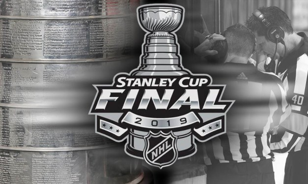 Tonight's NHL Stanley Cup Final Referees and Linesmen: Game 1 – 5/27/19