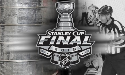 Tonight's NHL Stanley Cup Final Referees and Linesmen: Game 4 – 6/3/19