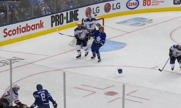 NHL's New Helmet Rule Impacting Goal Scoring