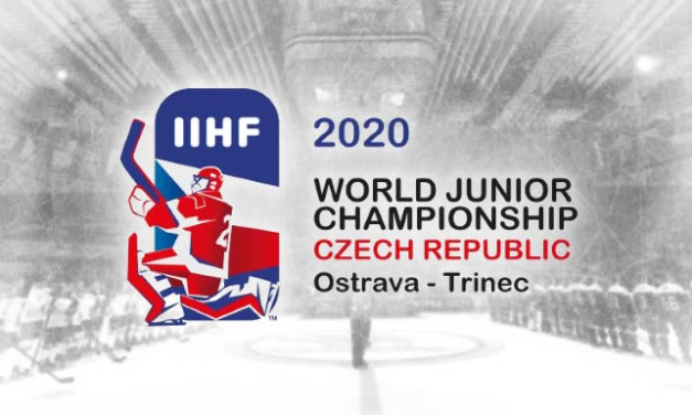 Today's IIHF World Juniors Referees and Linesmen – 12/27/2019