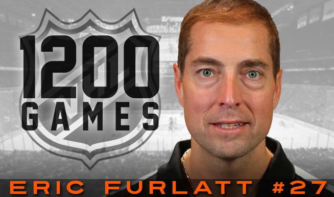 Referee Eric Furlatt to Work 1200th NHL Game
