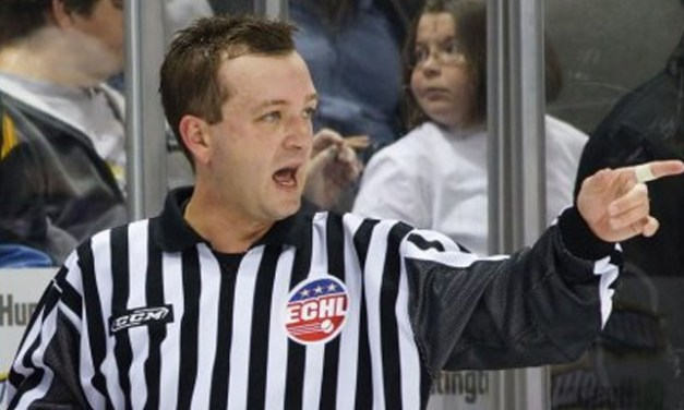 AHL Linesman Ray King to Work Final Game