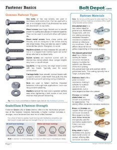 Sheet metal screw size chart pdf also free download printable rh scoutingweb