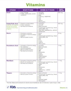 Vitamin and mineral chart pdf also free download printable rh scoutingweb