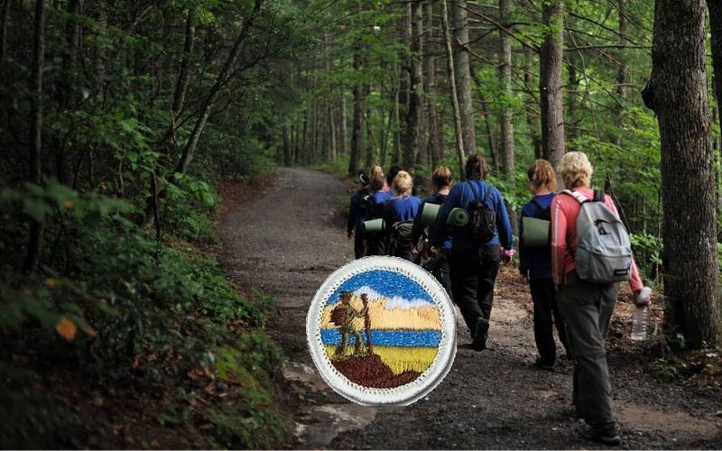 hiking merit badge guide