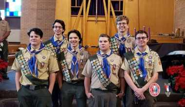 benefits of earning eagle scout rank