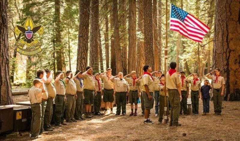 Fleur-de-Lis Scouts History