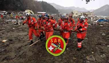 Search and Rescue Merit Badge