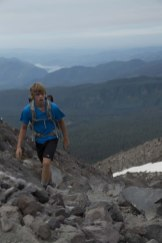 Hiking Mount St. Helens