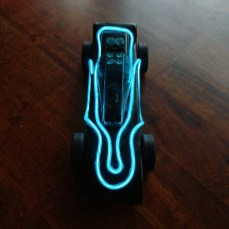 Tron car