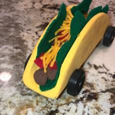 Savage Taco