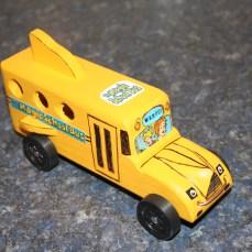 The Magic Schoolbus!
