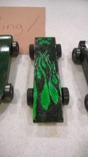 Sasha's Superfast Minecraft Car