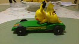 Pichachu racing
