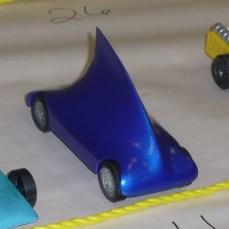 Aerodynamic Shark Fin