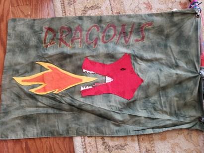 Troop 350, Dragon patrol
