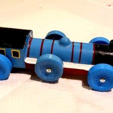 Thomas the Derby Car