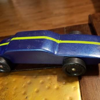 Blue Nitro