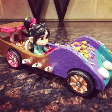 Vanillope's Car