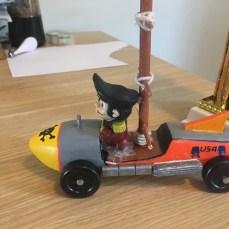 A Pirate Rocket ship