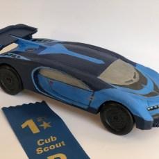 Bugatti Vision 2020