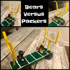 Bears versus Packers