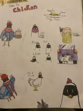 Steve The Chicken