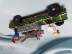 Minecraft 1... by Ethan Z. Bear Scout Pack 432 Elkridge, Md