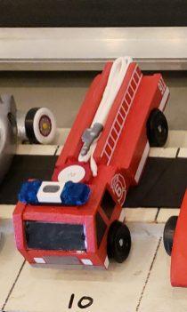 BCFD ladder truck