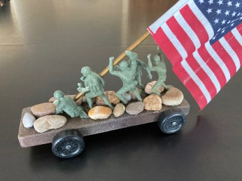 Sam's of Iwo Jima