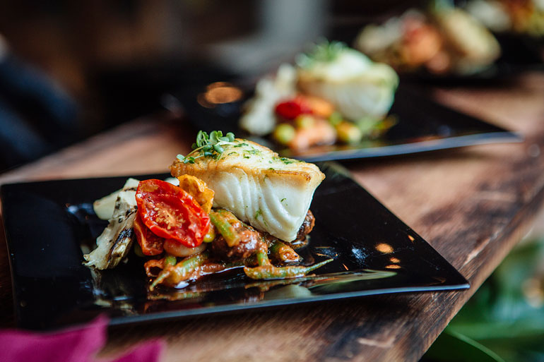 Roasted-Sablefish-with-Grilled-Artichokes