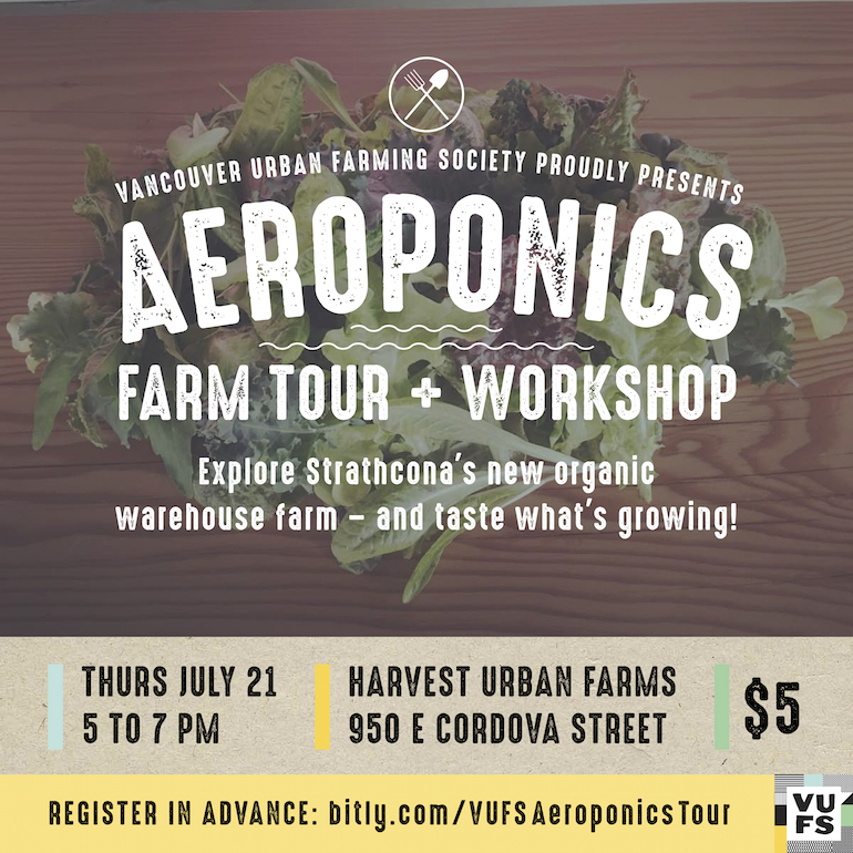 Harvest Urban Farms VUFS_poster