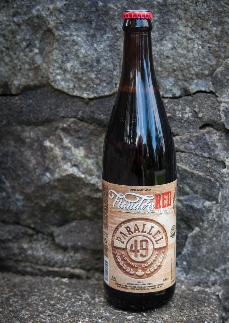 the goods from parallel 49 brewing co  parallel 49 brewing co  releases its latest beer a flanders style      rh   scoutmagazine ca