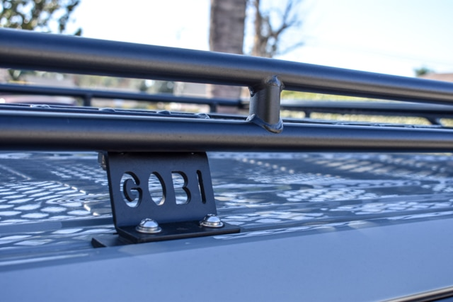 how to clean a vehicle with a gobi rack