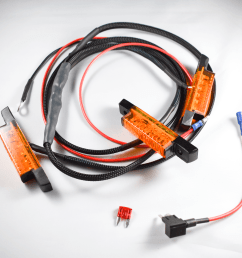 4runner amber led wiring harness installation guide [ 1200 x 1096 Pixel ]