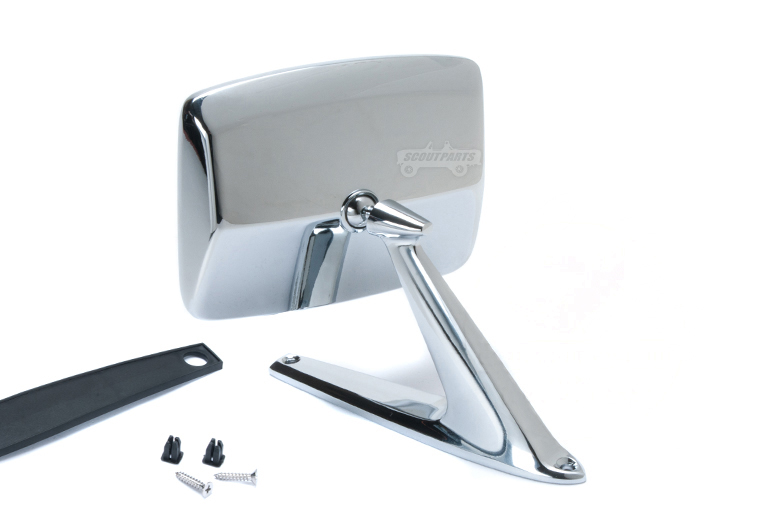 View Replacement Mirror Rear Truck