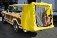 Scout II, Scout 80, Scout 800 Tailgate Camping Tent For ...