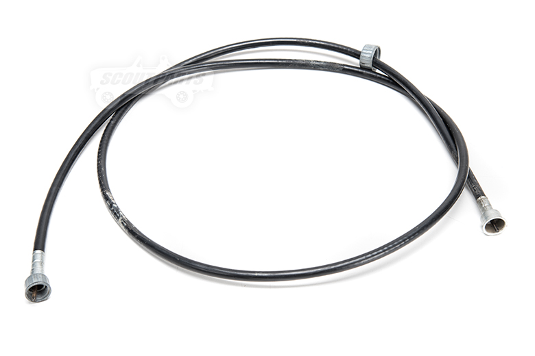 Scout II Speedo Cable 4, 6, 8 Cylinder Engines