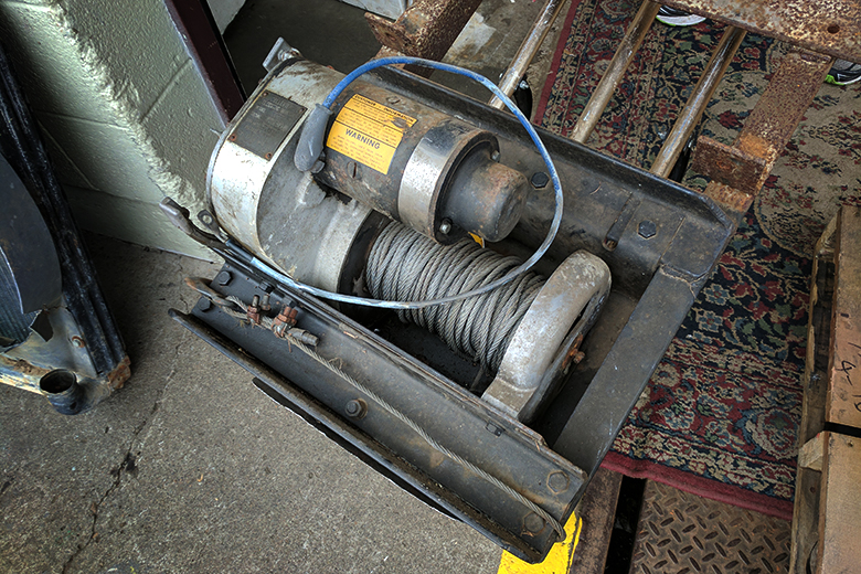 Electric Winch Wiring Kits