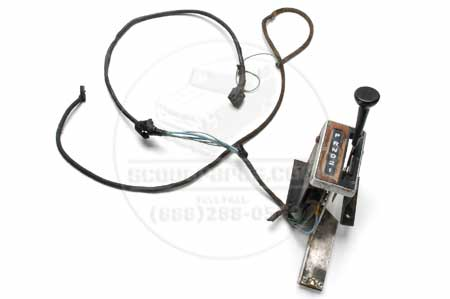 Scout 800 Shift Lever Automatic Transmission (66-71