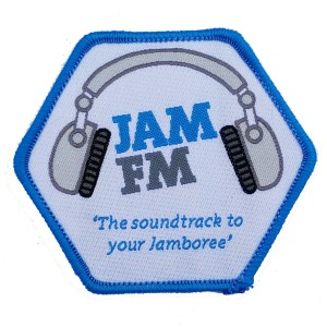 Jam FM Generic Badge