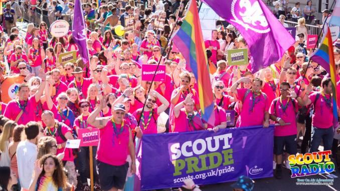 London Pride 2017 – Scout Radio